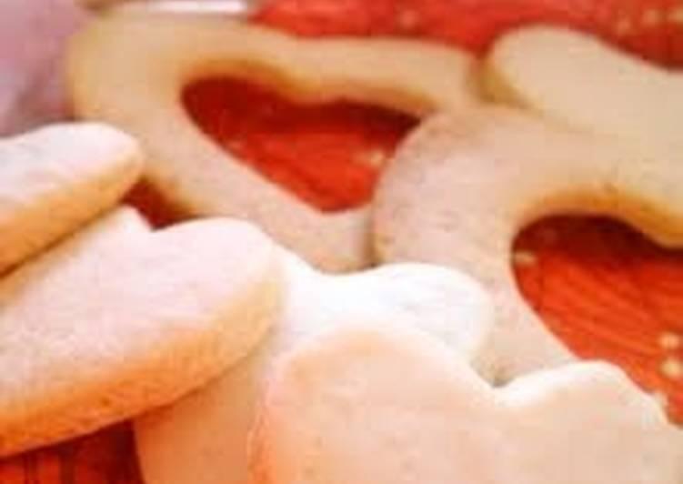 Simple Crunchy Cookies