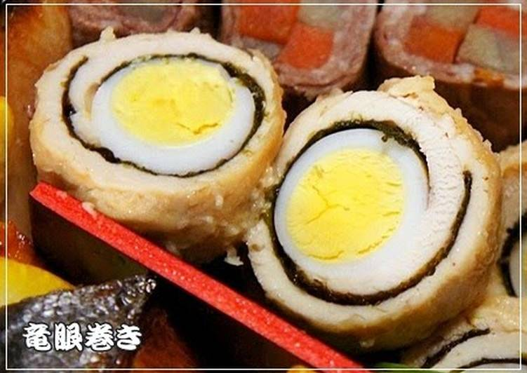 "The Foods You Select To Eat Will Certainly Effect Your Health ""Dragon Eyes"" with Quail Eggs: For New Years Osechi or Bentos"