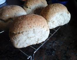 Pan tipo pan casero de campo SIN gluten apto celíacos