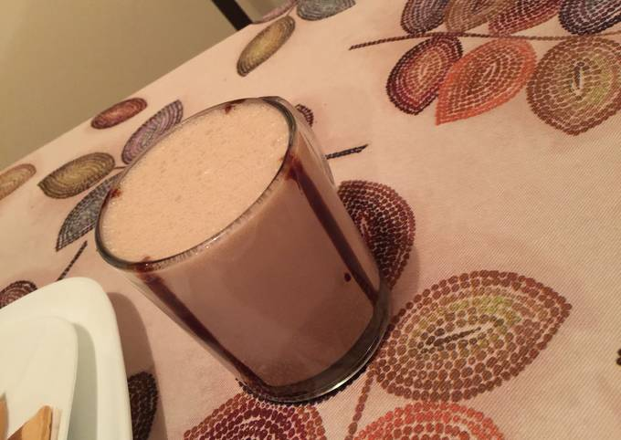 Best Chocolate Milkshake