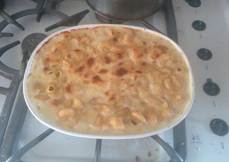 Recipe of Macaroni and Cheese