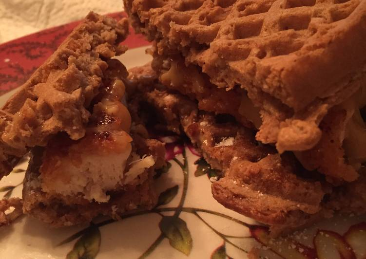 Step-by-Step Guide to Make Super Quick Homemade Chicken And Waffles