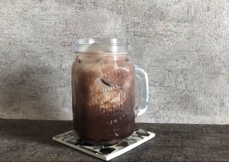 Home Cafe : Iced Drink Beng-Beng