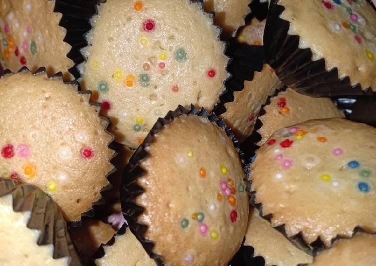 Cupcake mini / bolu kering