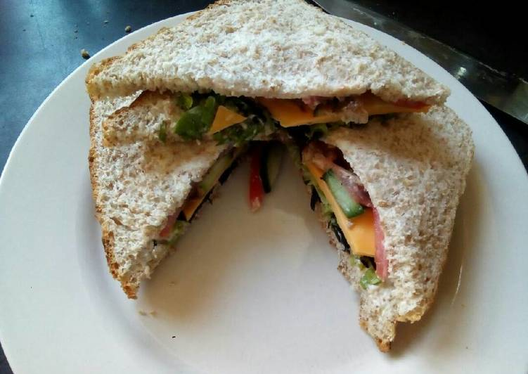 Recipe of Most Popular Chicken Sandwich