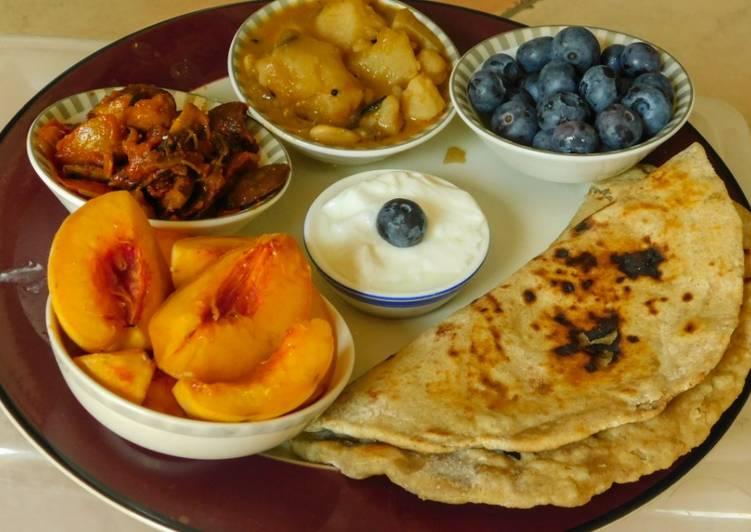 Steps to Make Ultimate Multi grain Chapati