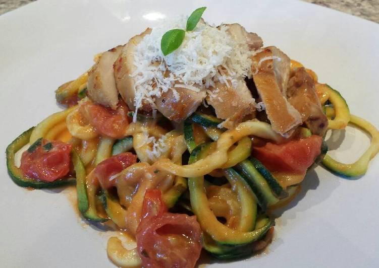 New Secret Zucchini Noodle Pasta Free Download