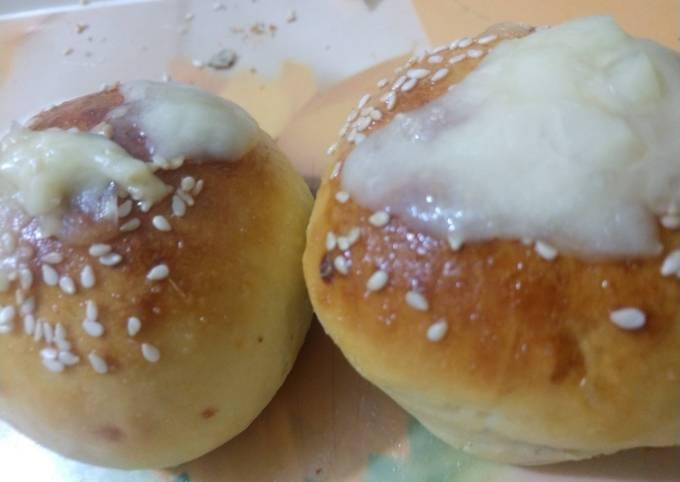Potato cheese stuff buns