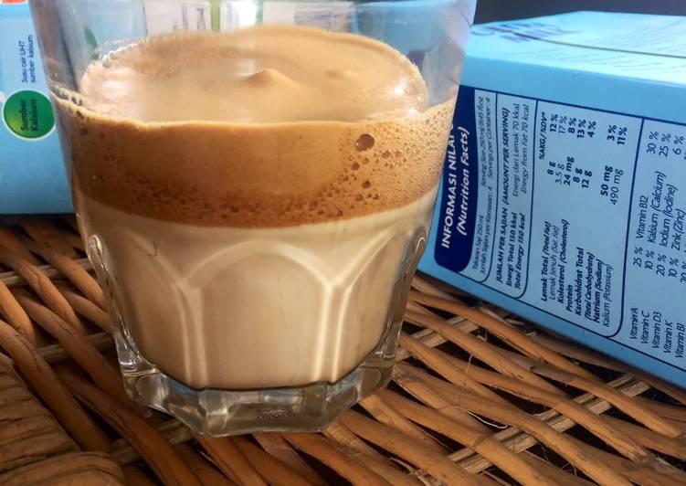 Dalgona Coffee ☕️