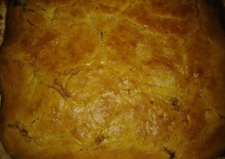 Candied Yam Cobbler