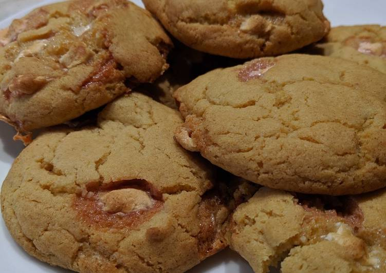 Recipe of Top-Rated Marshmallow cookies