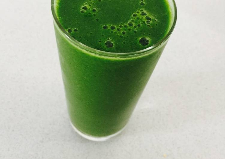 Goodbye Constipation smoothie