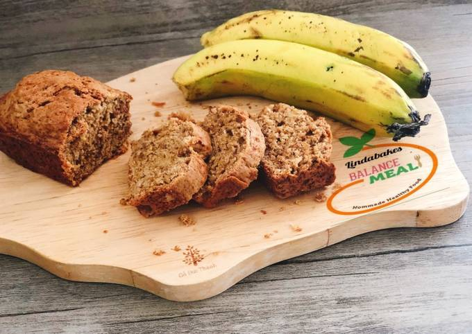 Easiest Way to Make Appetizing Sourdough Banana Bread