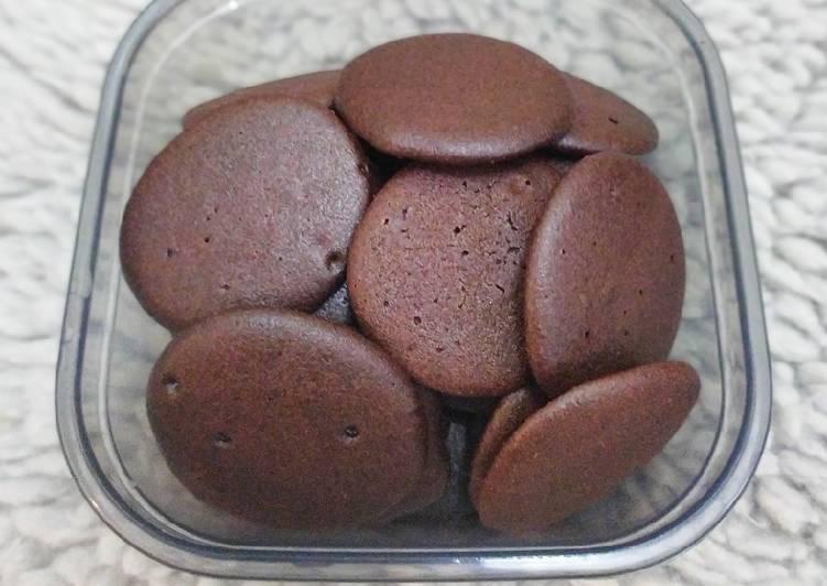 Resep Fudgy Brownie Cookies, Menggugah Selera