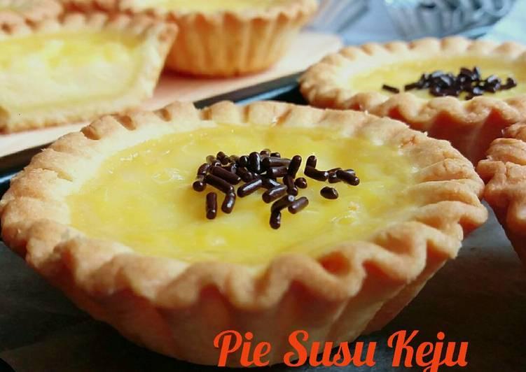 Resep Pie Susu Keju Oleh Anik Wina Cookpad