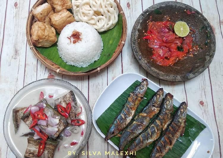 Resep Ikan Pindang, Terong, Tahu, dan Sambel yang Enak