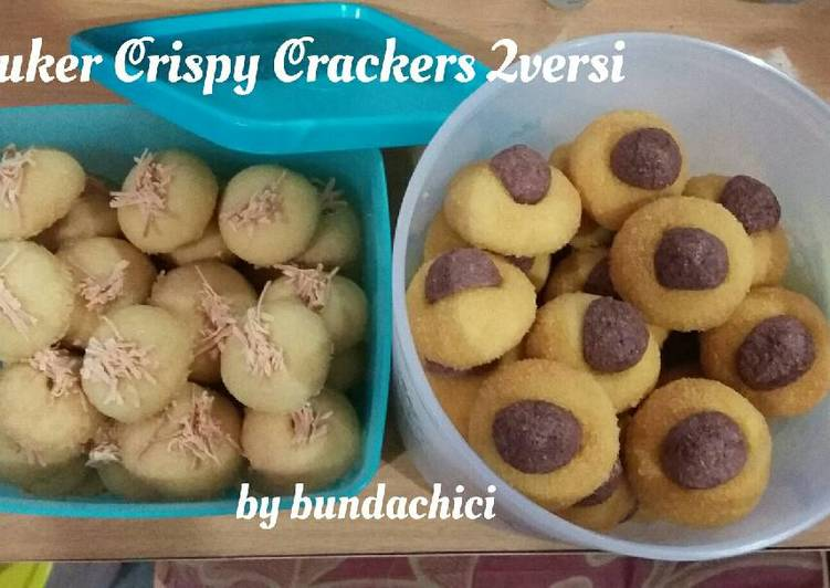 Kuker Crispy Crackers 2 Versi
