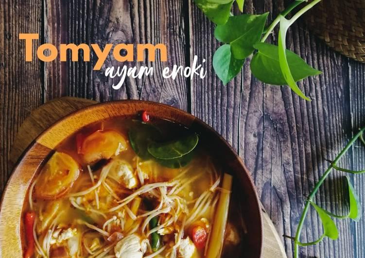 Tomyam Ayam Enoki - velavinkabakery.com