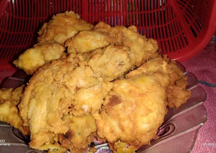 Kentucky ayam rumahan