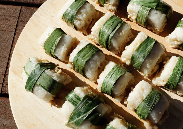 Step-by-Step Guide to Make Ultimate Lemper