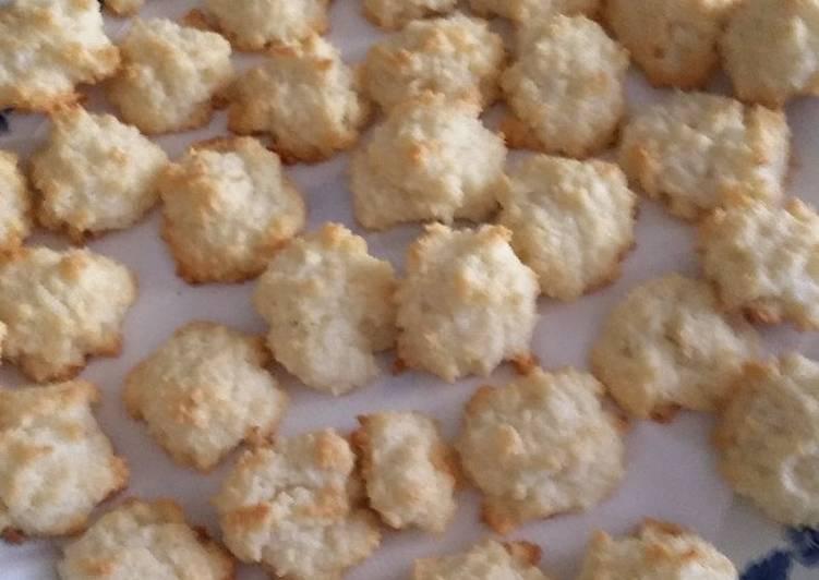 Biscotti di cocco