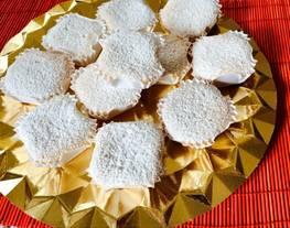 Marquesas de almendras sin gluten y en Thermomix