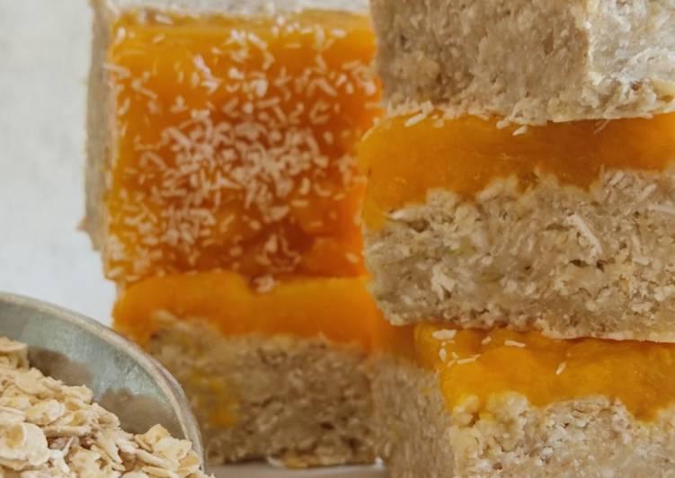 Barre céréales healthy glacé !!