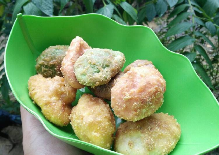 Resep Jalabiya Pelangi Geplak Oleh Tutty Fruitty Cookpad