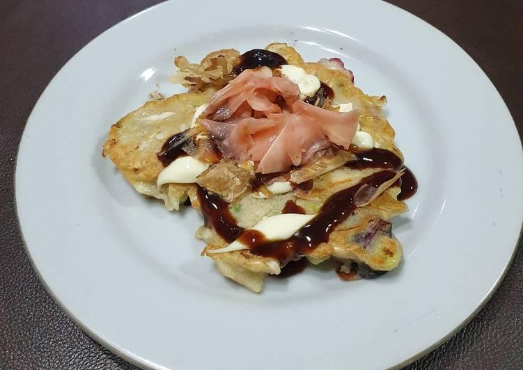 Okonomiyaki Gurita