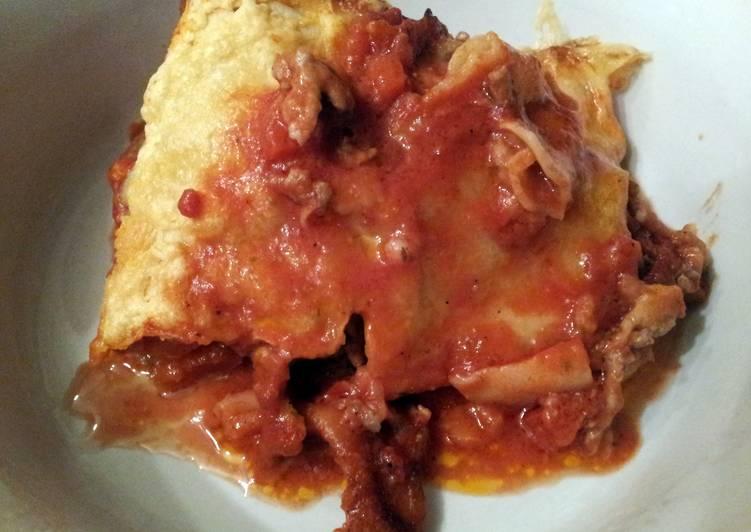 Katies Lasagna