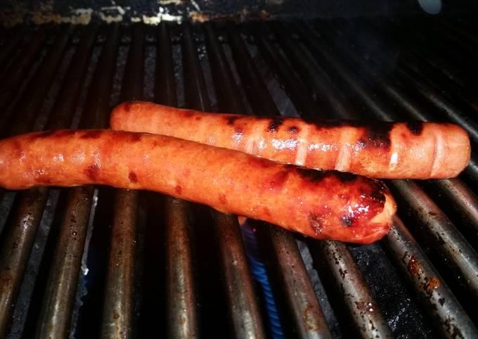 Best Hotdog Marinade!