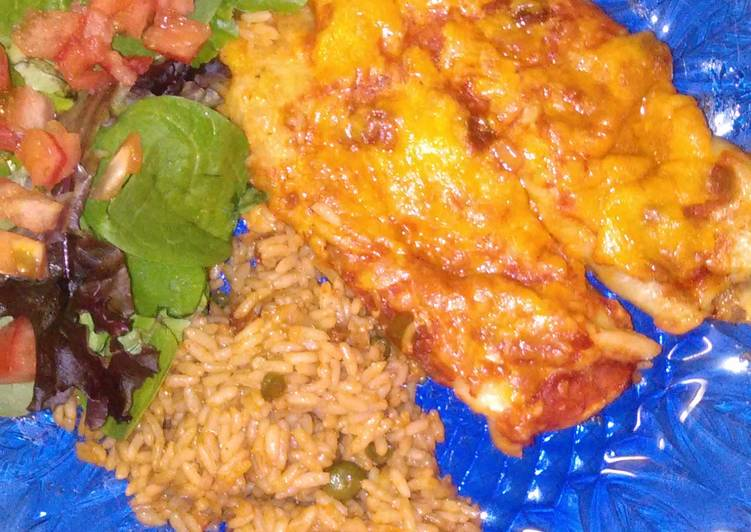 Enchiladas, Foods That Benefit Your Heart