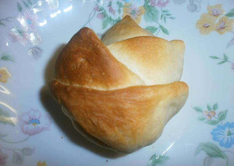 Easiest Way to Make Perfect Bamboo Shoot Shaped bread