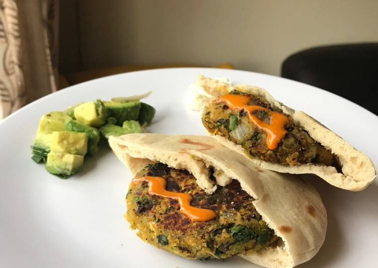Easiest Way to Make Most Popular Mixed beans patties