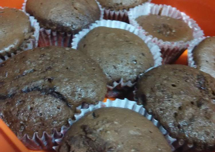 Easiest Way to Cook Tasty 5-Minute On-The-Go Chocolate Muffins