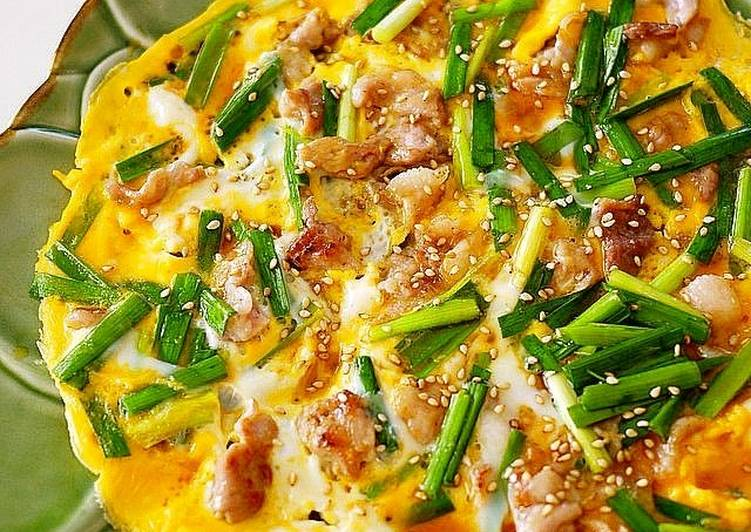 Easy Fried Egg with Chinese Chives and Pork, Apples Could Certainly Have Huge Advantages To Improve Your Health
