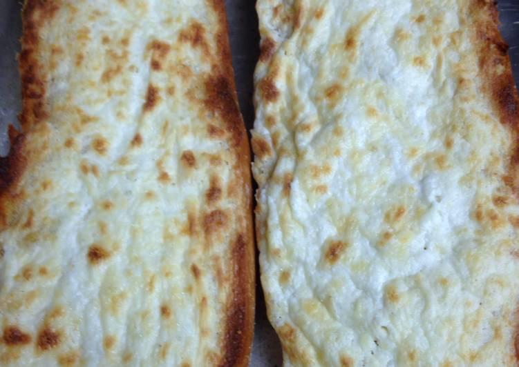 Recipe of Homemade Easy Cheesy Bread