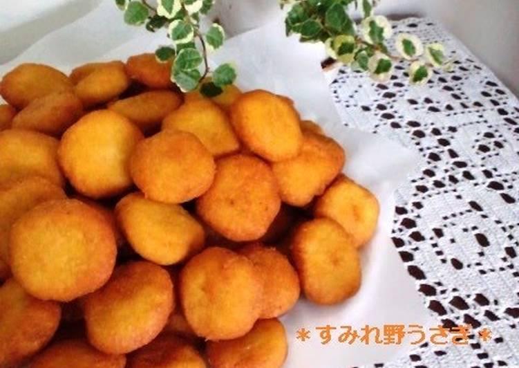 Low-Carb Low-Sugar Fluffy Okara Doughnuts