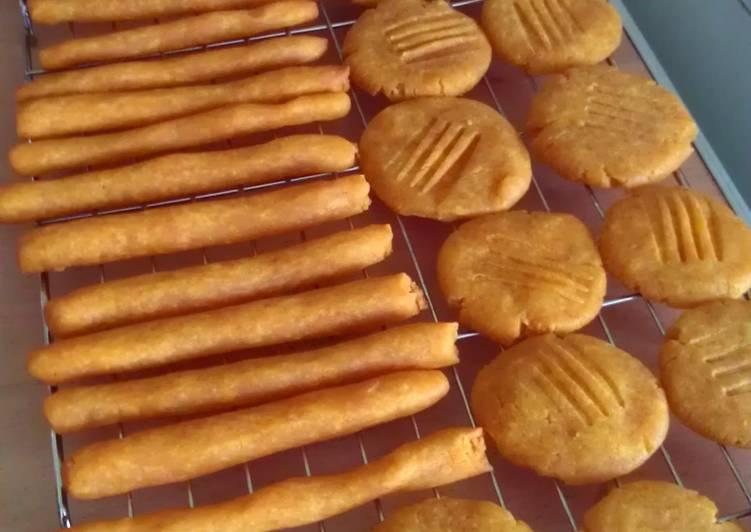 Vickys Cheese Straws, GF DF EF SF NF