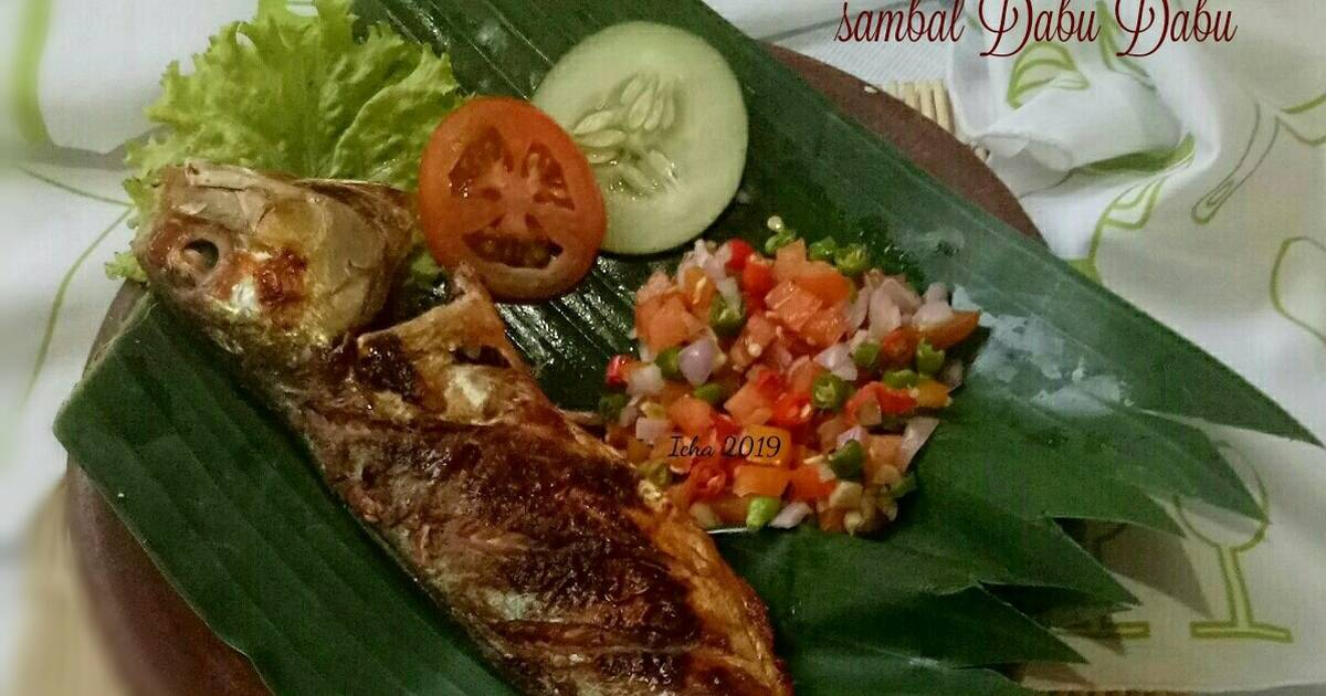 550 Resep Ikan Panggang Teflon Daun Pisang Enak Dan Sederhana Ala Rumahan Cookpad
