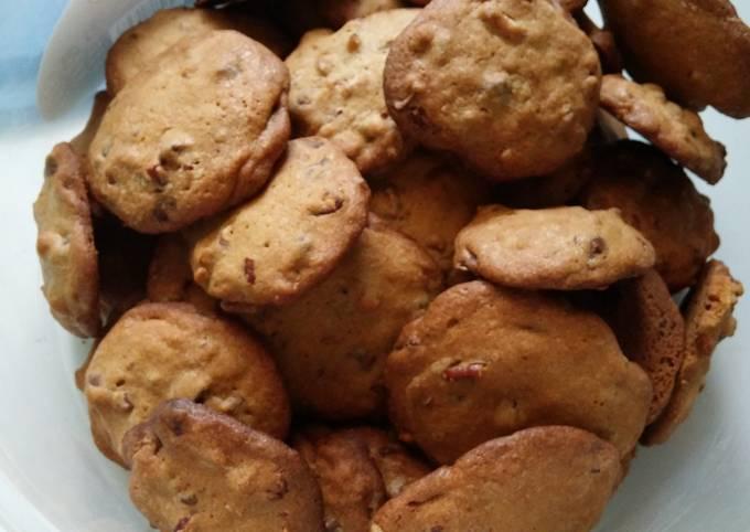 Mammabear's Pecan Chocolate Chip Cookies