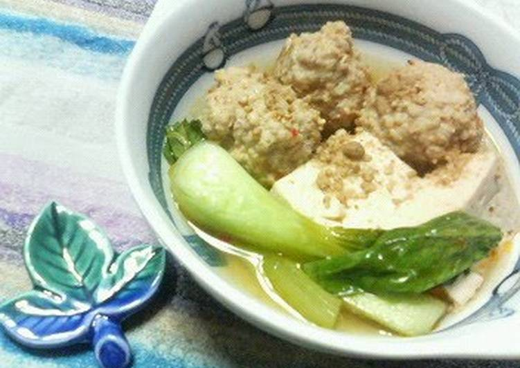 Recipe of Favorite Quick and Piping Hot Dandan-style Simmered Dish For Cold Days