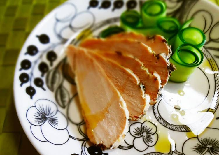 Recipe of Perfect Chicken Confit Using a Rice Cooker