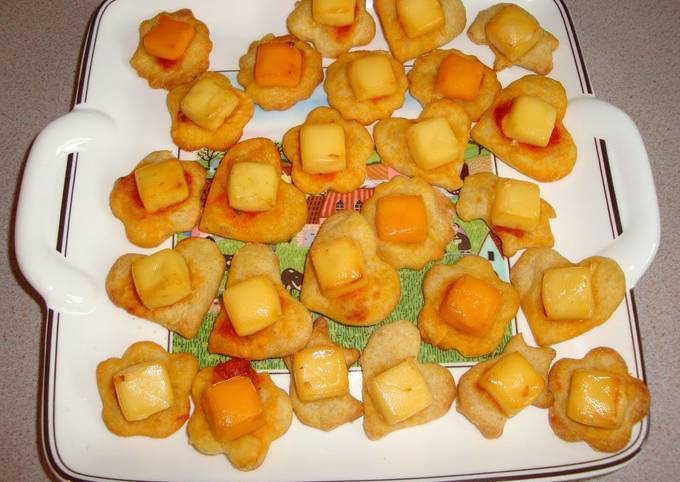 How to Prepare Any-night-of-the-week Mini Pizza Bites – For Kids' Parties or Appetizers