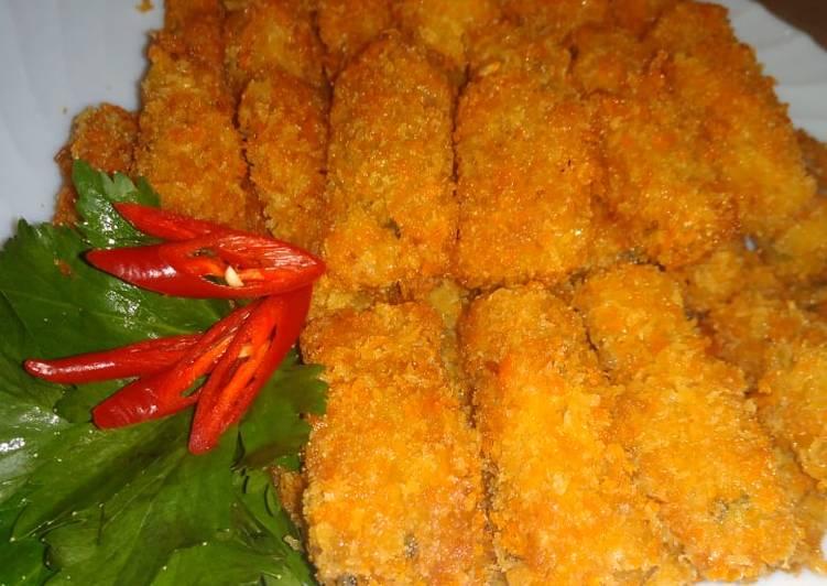 Nugget Jagung (harga kaki lima rasa bintang lima)