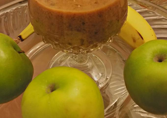 Israeli cold fruit soup by Wiki recipes adapted by Leah Ellias