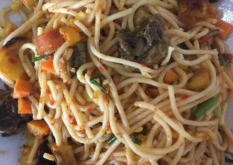 Simple Way to Prepare Homemade Tasty pasta