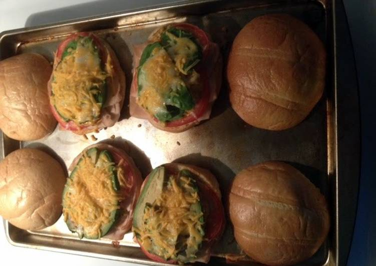 Top 10 Dinner Easy Cooking South of the Border Sandwiches