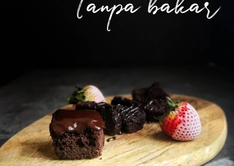Brownies Tanpa Bakar #SyedMunawwar