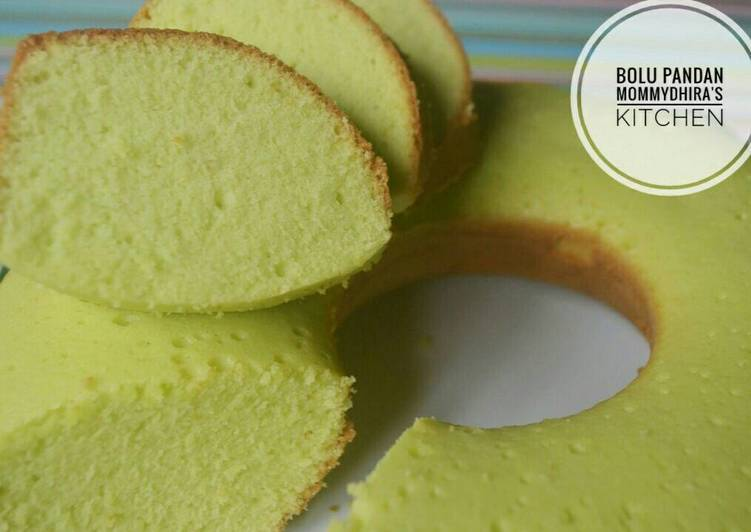 Bolu Pandan Sederhana No SP No BP dgn Baking Pan